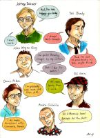 Jeff 'n Ted: Differences by Seal-of-Metatron