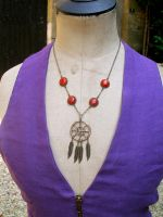 Final Fantasy VIII - Irvine Kinneas : Necklace by Carancerth