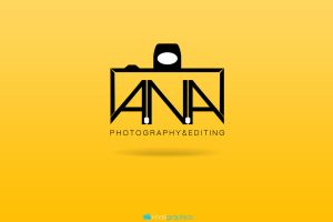 A.N.A Photography Logo by Khaalil