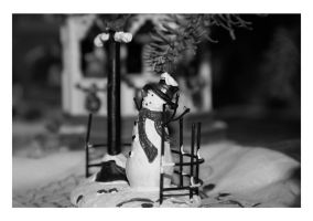 Frosty The Snowman by SilentMYSTIQUE