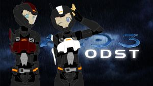 We Are ODST b by Cinn-Ransome