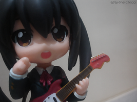 Azusa: Am I out of Tune? by GrandChaser