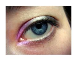 eye makeup by pixie-skara