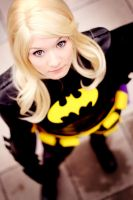 Batgirl: Stephanie Brown by Aigue-Marine