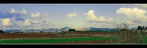 view of the field by Dobaju