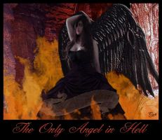 The Only Angel in Hell by QueenDevious