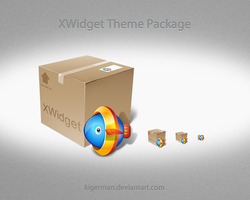 XWidget Theme Package by kigerman