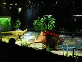 Walking with dinosaurs 4 by FaeDuSoliel