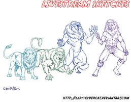 Sept Livestream Sketch Commissions 8 by lady-cybercat