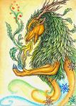 ACEO - Born From The Elements by FireFairy319
