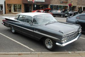 1959 Chevy Bel Air by JDAWG9806
