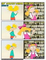 Hey Arnold! where are you? Quickie #3 by HeboFreire