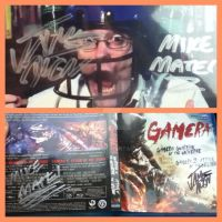 James Rolfe's and Mike Matei's Autographs by Byo2010