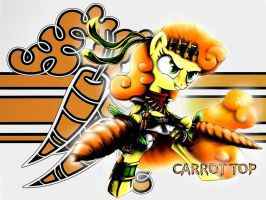 Carrot Top by EuropaMaxima