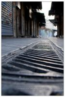 Down The Sewer by Filmdirector