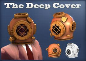 The Deep Cover (TF2 Hat) by JustinMs66