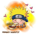 Hungry Naruto by Zariah