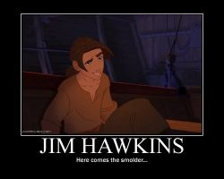 Jim Hawkins Motivational... by CaelumDea