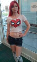 Mary Jane Watson by coreybrown1994
