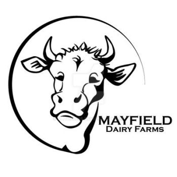 Mayfield Dairy Farms Logo by Aluciel286