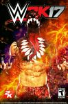 WWE 2K17 Cover by SidCena555
