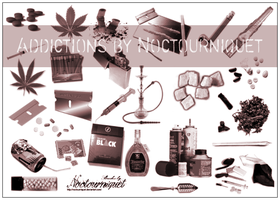 Addictions by Noctourniquet