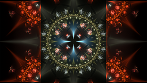 Fractal Wallpaper LX: All Split by ScraNo