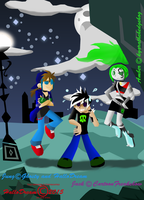 Jack is BUSTED! by HalloDream