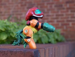 Samus Pony IIb by techneurology