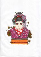 Maiko by ghehcore