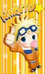 Chibi Naruto - For Viichu by 4nGeLpsych0