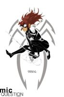 Spider-Girl by micQuestion