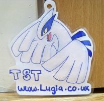 Lugia Badge by Articuno