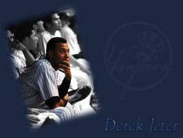 Derek Jeter BG1 by laurag53