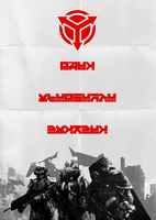 The Rules of Helghast Triad by ropa-to