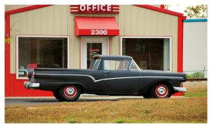 1957 Ford Ranchero by TheMan268