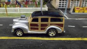 '40's Woodie Silver by hankypanky68