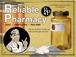 Reliable Pharmacy by tinamin1