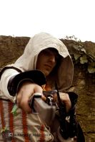 Assassin Ezio by TheCrowberry
