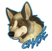 Chase badge by Jeakilo