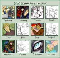 2010 ART SUMMARY by keibers