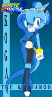 Koga - sonic riders by Sakura-Rose12