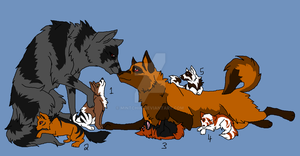 .Adopts. PAR Pups 2 -CLOSED- by LindsayPrower
