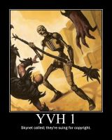 YVH 1 Battle Droid by Onikage108