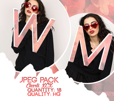 Charli XCX | JPEG PACK #22 by Whitemonsters