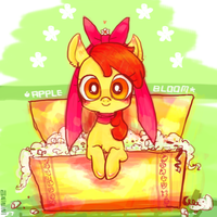 Applebloom by vldzl0