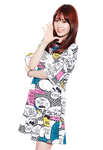 YoungJi (KARA) PNG 2 by HoKi97