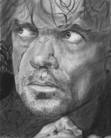 Tyrion Lannister-Peter Dinklage by bclara88