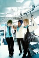 KnB_way to school by HAN-Kouga