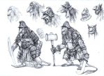 Troll Army by eoghankerrigan